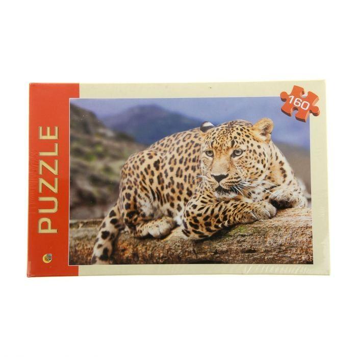 Рыжий кот Пазлы Леопард (160 элементов)Пазлы Леопард (160 элементов)Рыжий кот Пазлы Леопард (160 элементов). Популярная занимательная игра, которая развивает мелкую моторику рук, память, внимание посредством собирания яркой и красочной картинки, состоящей из мелких деталей. Огромное разнообразие изображений никого не оставит равнодушным!<br>