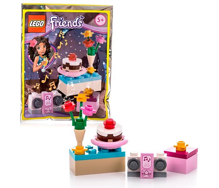 Конструктор Lego Friends 561504 Лего Подружки День рождения