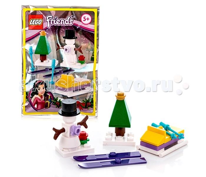 Конструктор Lego Friends 561512 Лего Подружки Снеговик