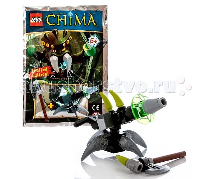 Конструктор Lego Legends Of Chima 391403 Лего Легенды Чимы Топор Канон Чи