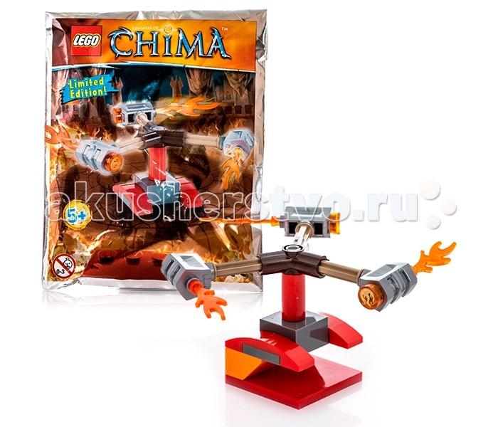 Конструктор Lego Legends Of Chima 391407 Лего Легенды Чимы Соревнование