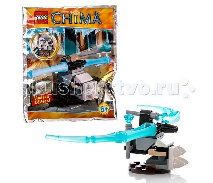 Конструктор Lego Legends Of Chima 391502 Лего Легенды Чимы Арбалет ледяного охотника
