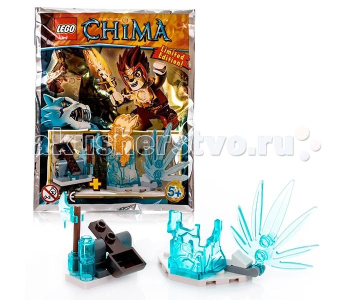 Конструктор Lego Legends Of Chima 391409 Лего Легенды Чимы Ледяная тюрьма