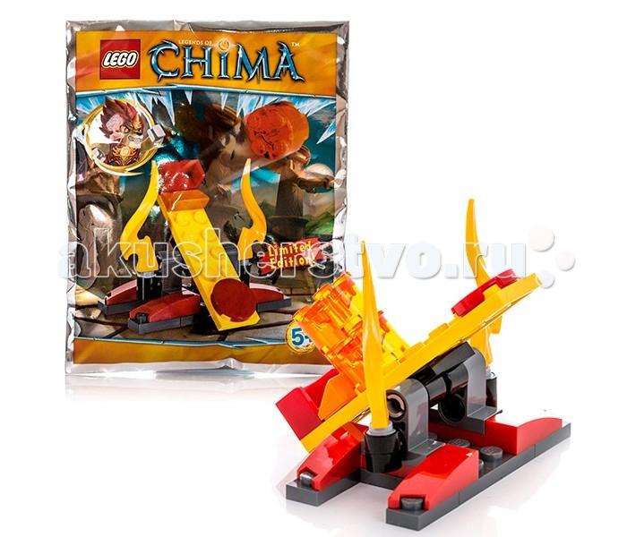 Конструктор Lego Legends Of Chima 391506 Лего Легенды Чимы Катапульта Феникса