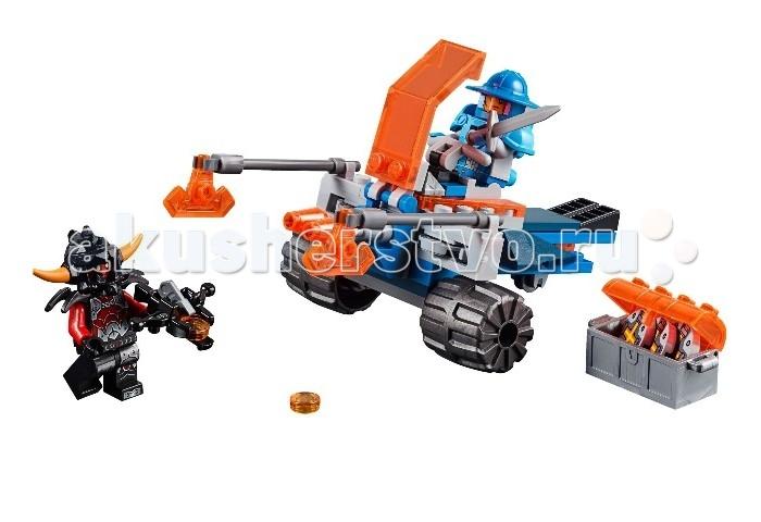 Конструктор Lego Nexo Knights 70310 Лего Нексо Королевский боевой бластер