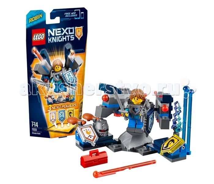 Конструктор Lego Nexo Knights 70333 Лего Нексо Робин Абсолютная сила