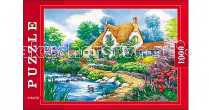 Рыжий кот Пазлы Домик у реки (1000 элементов)Пазлы Домик у реки (1000 элементов)Рыжий кот Пазлы Домик у реки (1000 элементов). Популярная занимательная игра, которая развивает мелкую моторику рук, память, внимание посредством собирания яркой и красочной картинки, состоящей из мелких деталей. Огромное разнообразие изображений никого не оставит равнодушным!<br>