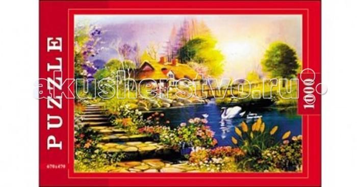 Рыжий кот Пазлы Сказочный пейзаж (1000 элементов)Пазлы Сказочный пейзаж (1000 элементов)Рыжий кот Пазлы Сказочный пейзаж (1000 элементов). Популярная занимательная игра, которая развивает мелкую моторику рук, память, внимание посредством собирания яркой и красочной картинки, состоящей из мелких деталей. Огромное разнообразие изображений никого не оставит равнодушным!<br>