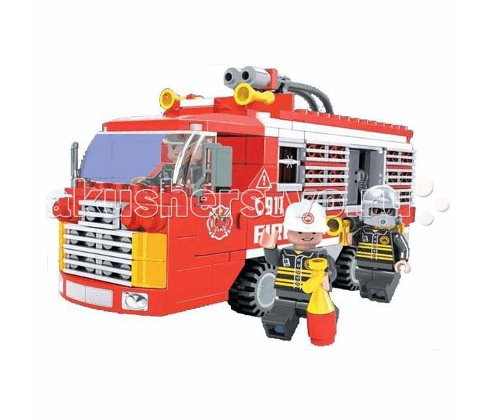 Конструктор Ausini Пожарные 309 деталей