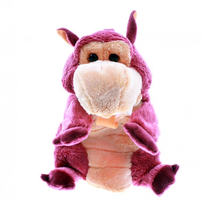 Trudi Игрушка на руку Дракон 25 смИгрушка на руку Дракон 25 смTrudi Игрушка на руку Дракон 25 см. Дракончик подарит вам ощущение спокойствия и равновесия и напомнит дни безоблачного детства.   Перед вами не просто мягкая игрушка, а кукла на руку. Оживите этого персонажа, управляя им с помощью руки: сказки, рассказанные дракончиком, очень понравятся Вашему малышу. Забавные мягкие игрушки – неизменные спутники нашего детства. Мягкие игрушки - животные воспитывают в малыше самые лучшие чувства: нежность, привязанность и любовь. Именно поэтому, мягкая игрушка вызывает у детей неподдельное чувство восторга.  Этот дракончик выпущен итальянским брендом Trudi. Он изготовлен из высококачественного плюша – невероятно прочного и восхитительно мягкого на ощупь. Вы можете стирать вашего нового друга в машинке-автомате (при температуре не выше 30 градусов), при этом он не потеряет своих формы и цвета.  Высота дракона: 25 см<br>
