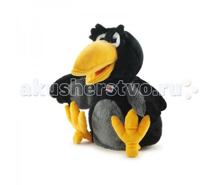 Trudi Игрушка на руку Ворона 25 см
