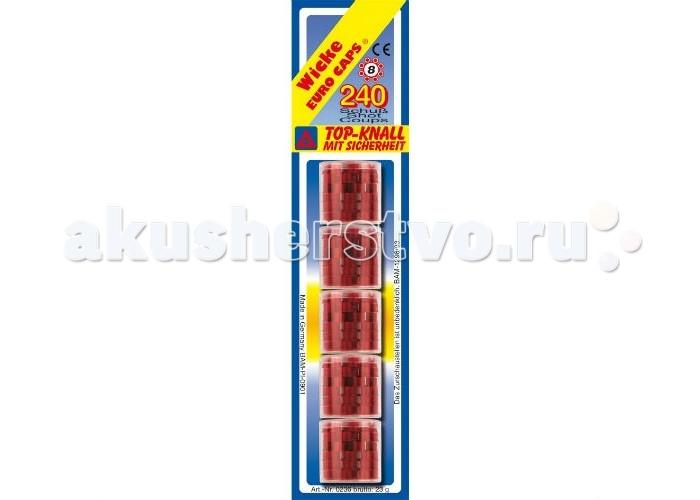 Sohni-wicke Игрушечные 8-зарядные пистоны 240 шт.