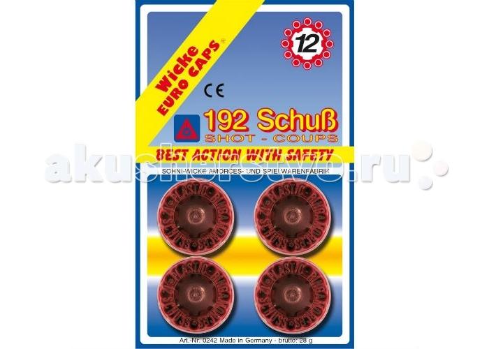 Sohni-wicke Игрушечные 12-зарядные пистоны 192 шт.