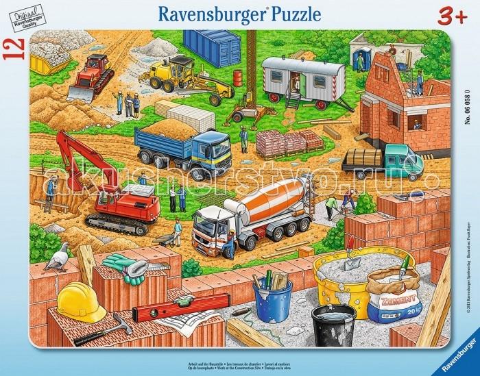 Ravensburger ���� ��������� ������� 12 ���������