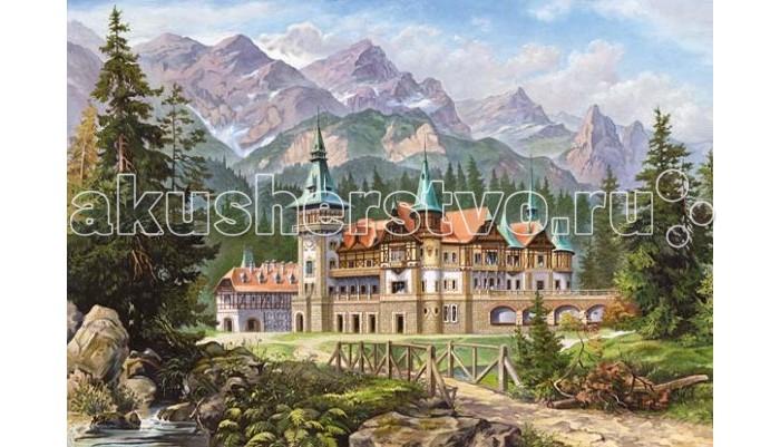 Castorland Пазл Замок у подножия гор 3000 элементов