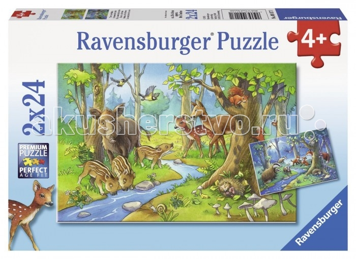 Ravensburger ���� ������ ������ 2�24 ���������