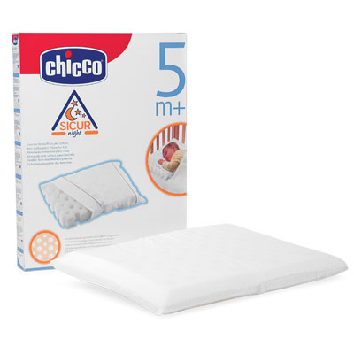 Подушки для малыша Chicco от удушения для кроватки 45х32