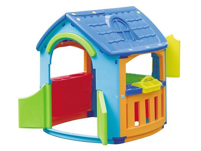 Игровой домик Palplay (Marian Plast) гараж + кухня
