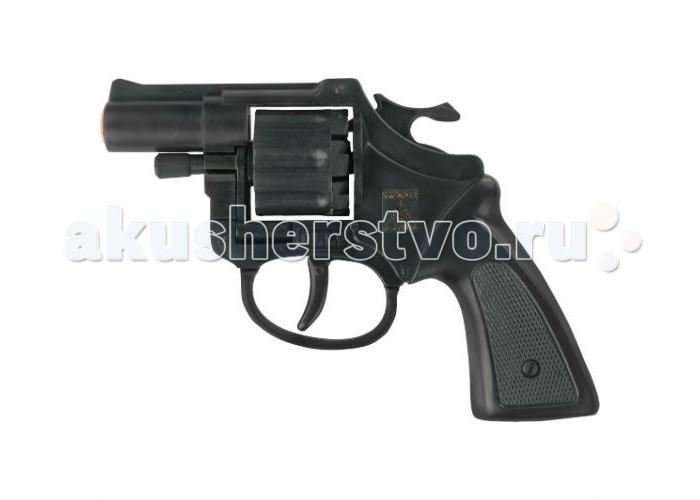 Sohni-wicke Пистолет Olly 8-зарядные Gun Agent 127mmПистолет Olly 8-зарядные Gun Agent 127mmИгрушечное оружие Sohni-wicke Пистолет Olly 8-зарядные Gun Agent 127mm  Игрушечный револьвер Olly — это небольшое, но достаточно громкое оружие. Все потому, что он заряжается небольшими пистонами, взрывы которых при выстрелах очень напоминают стрельбу из настоящего пистолета. Такая игрушка идеально подходит для активных игр на улицах.  Длина пистолета: 127 мм Ёмкость магазина: 8 зарядов  Sohni-Wicke — это лучшее детское оружие от европейского производителя. Вся продукция компании выполнена из безопасных, экологичных, нетоксичных и качественных материалов. Обязательно ознакомьтесь с инструкцией и соблюдайте меры безопасности.  Пистоны необходимо приобретать отдельно.<br>