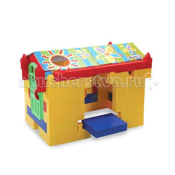 Haenim Toy Конструктор крупноблочный Биг Блок (92 детали) Конструктор крупноблочный Биг Блок (92 детали) HN-991