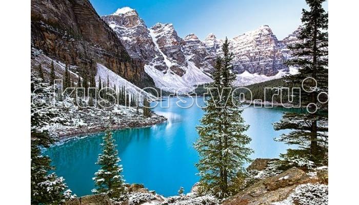 Castorland Пазл Озеро, Канада 1000 элементовПазл Озеро, Канада 1000 элементовПазл Озеро, Канада представляет собой живописное канадское озеро в окружении ледяных скал.  Пазл Озеро, Канада состоит из 1000 элементов. Картинка содержит довольно много мелких деталей. Потребуется усидчивость, терпение и время, чтобы собрать пазл. Поэтому пазл больше подойдет детям школьного возраста и взрослым.   Размер собранного поля: 68 х 47 см<br>