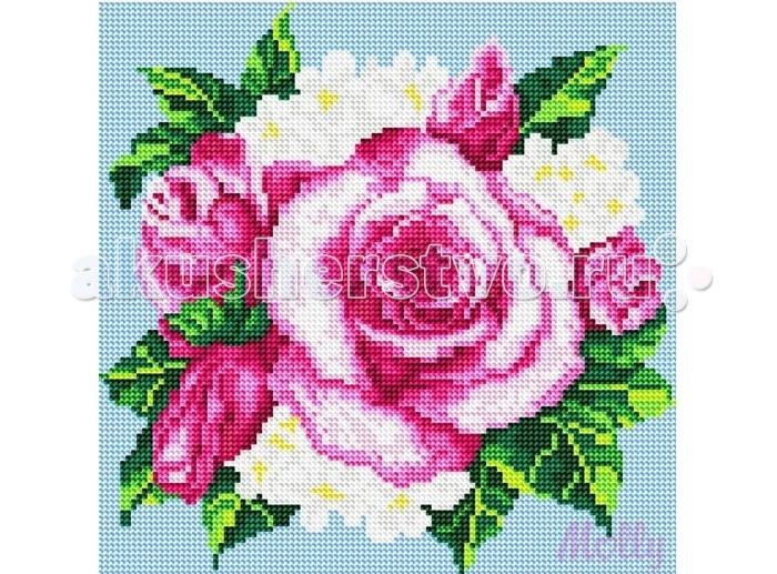 Molly Картины со стразами 2.8 мм Розовый букетКартины со стразами 2.8 мм Розовый букетMolly Картины со стразами 2.8 мм Розовый букет - это оригинальный набор, позволяющий создать первую картину, благодаря поэтапной выкладке разноцветными стразами полотна.   Картины со стразами - это новое направление в товарах для творчества. Мы предлагаем с помощью набора создать настоящую искрящуюся картину. Это очень увлекательное занятие, постепенно под вашими руками будет появляться сверкающий рисунок, а готовое произведение станет достойным украшением дома.  В наборе: холст из натурального хлопка с клеевым слоем разноцветные стразы диаметром 2,8 мм пинцет емкость для фольгированных элементов клей карандаш-липучка крепеж для подвешивания картины.  Количество цветов: 16 Уровень сложности: трудный размер полотна 30х30<br>