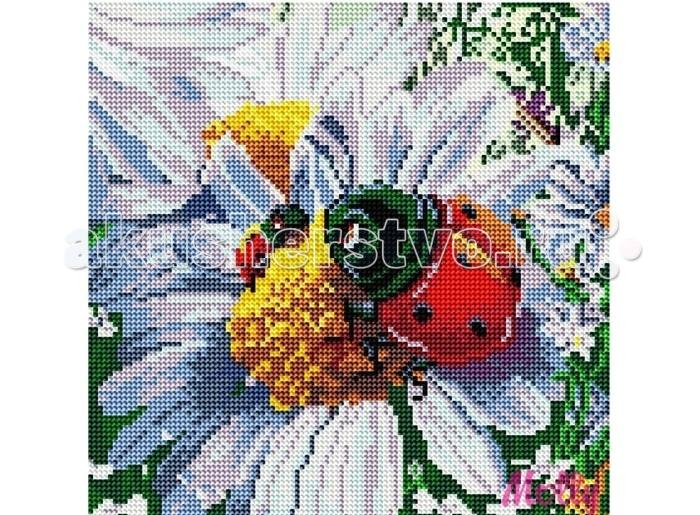Molly Картины со стразами 2.8 мм Божья коровкаКартины со стразами 2.8 мм Божья коровкаMolly Картины со стразами 2.8 мм Божья коровка - это оригинальный набор, позволяющий создать первую картину, благодаря поэтапной выкладке разноцветными стразами полотна.   Картины со стразами - это новое направление в товарах для творчества. Мы предлагаем с помощью набора создать настоящую искрящуюся картину. Это очень увлекательное занятие, постепенно под вашими руками будет появляться сверкающий рисунок, а готовое произведение станет достойным украшением дома.  В наборе: холст из натурального хлопка с клеевым слоем разноцветные стразы диаметром 2,8 мм пинцет емкость для фольгированных элементов клей карандаш-липучка крепеж для подвешивания картины.  Количество цветов: 25 Уровень сложности: сложный размер полотна 30х30<br>