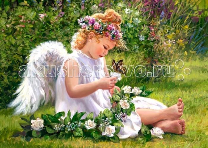 Castorland Пазл Ангел в саду 500 элементовПазл Ангел в саду 500 элементовПазл Ангел в саду состоит из 500 элементов. Пазл подойдет не только детям школьного возраста, но и взрослым.  Складывание пазлов довольно полезное занятие для всех возрастов. Оно помогает развивать логическое мышление, внимание и воображение.  Размер собранного поля: 47 х 33 см<br>