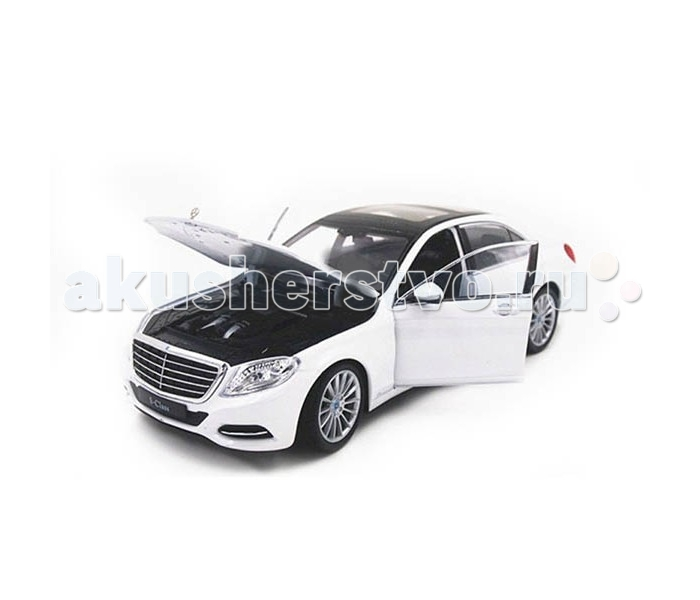 Welly ������ ������ 1:24 Mercedes-Benz S-Class