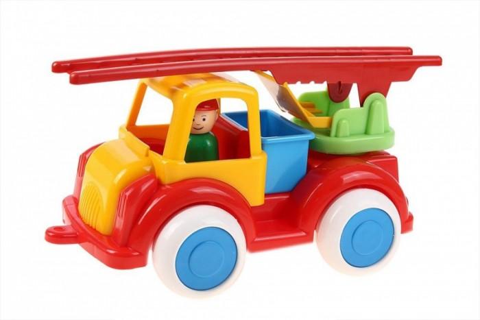 Форма Пожарная машина Детский садПожарная машина Детский садФорма Пожарная машина Детский сад комплектуется съемной фигуркой водителя.   Особенности: Колеса этой игрушки созданы из ПВХ, утяжелены, они выполняют роль инерционного двигателя.  Лестница способна подниматься и поворачиваться.  Материал изготовления прошел все необходимые проверки на качество и безопасность.<br>
