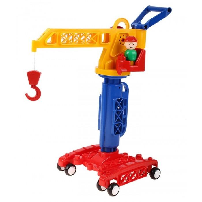 Форма Кран башенный Детский садКран башенный Детский садФорма Кран башенный Детский сад отлично подойдет для веселых игр.  Особенности: Трос этого крана можно наматывать на барабан, что придает игре динамику и делает ее значительно интереснее.  Все детали выполнены из нетоксичного, безопасного для здоровья пластика. Фигурку строителя можно доставать из кабины и играть с ней отдельно.  Стрела на башенном кране плавно поворачивается.<br>