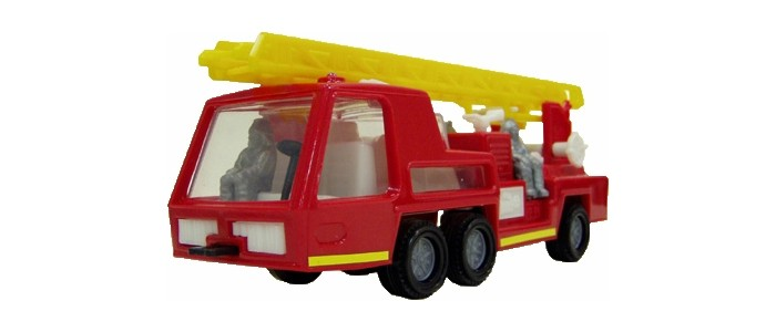 Форма Машина Пожарная