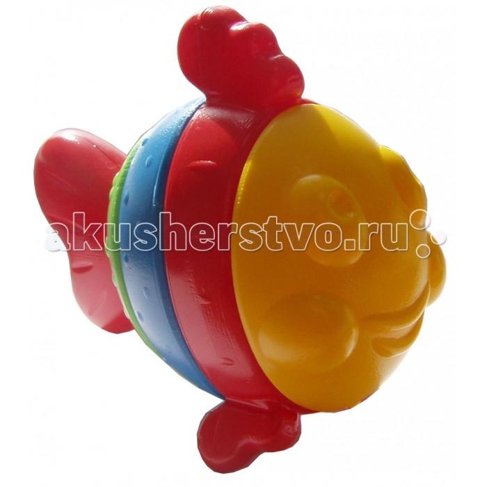 Развивающая игрушка Форма Пирамидка Рыбка