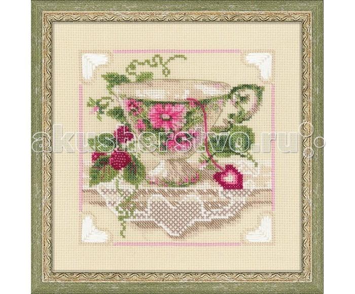 Сотвори сама Набор для вышивания Малиновый чайНабор для вышивания Малиновый чайСотвори Сама Набор для вышивания Малиновый чай - это отличный набор для детей, которые любят нитки, ленты и различные лоскутки, а так же дружат с иголкой. Красивый и стильный рисунок-вышивка, выполненный на канве, выглядит оригинально и всегда модно.   Вышивание — это не просто интересное и занимательное хобби, это настоящее рукодельное искусство, способствующее развитию творческих способностей и художественного вкуса. Вышитые вручную картины прекрасно подходят для украшения интерьера, а также могут быть преподнесены в качестве подарка друзьям и близким.  Способствует развитию внимания, воображения, координации движения.  Изготовлено из высококачественных экологически чистых материалов.<br>