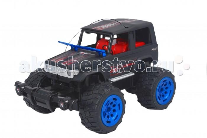 Nikko Машинка р/у Mystery Black 2 Jeep