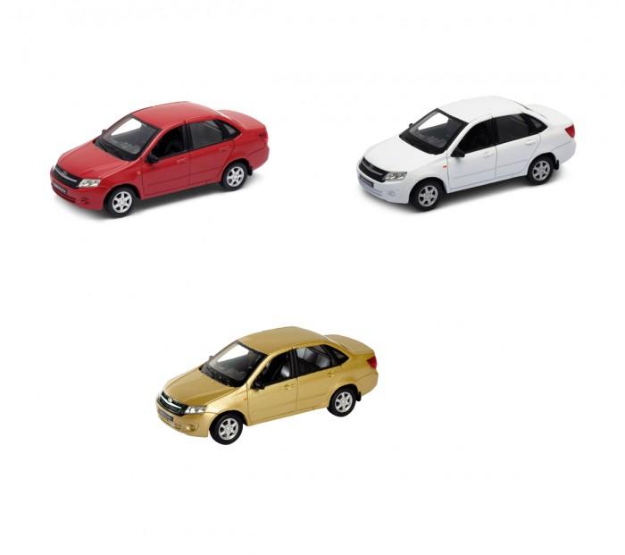 Welly модель машины 1:34-39 Lada Grantaмодель машины 1:34-39 Lada GrantaWelly 43657 модель машины 1:34-39 LADA Granta  Коллекционная машинка 43657 LADA Granta от Welly, которую можно купить в нашем интернет-магазине, станет отличным дополнением любой коллекции. Масштаб модели 1:34-39.  У машинки вращаются колёса, кузов детализирован на достойном уровне.  Цвет кузова автомобиля представлен в ассортименте. Выбрать определенный цвет заранее не представляется возможным.<br>