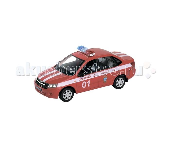 Welly модель машины 1:34-39 Lada Granta Пожарная охранамодель машины 1:34-39 Lada Granta Пожарная охранаWelly 43657FS модель машины 1:34-39 LADA Granta ПОЖАРНАЯ ОХРАНА  Коллекционная машинка 43657 LADA Granta от Welly, которую можно купить в нашем интернет-магазине, станет отличным дополнением любой коллекции. Масштаб модели 1:34-39.  У машинки вращаются колёса, кузов детализирован на достойном уровне и окрашен в цвета Пожарной охраны.<br>