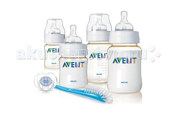 Philips-Avent Набор бутылочек для новорожденных SCD 270/00Набор бутылочек для новорожденных SCD 270/00Беспокойное поведение, раздражительность и волнение свойственны новорожденным и выражаются в плаче. Клинические исследования доказали, что бутылочка Philips AVENT значительно снижает риск возникновения колик и появления раздражительности, особенно в ночное время.  Набор из 4 бутылочек, ершика и соски сильно поможет маме.<br>