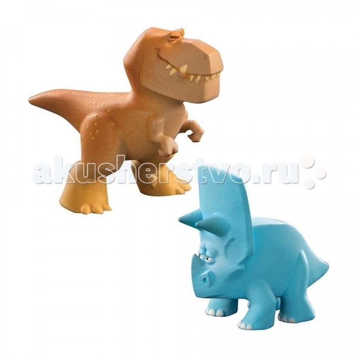 Good Dinosaur Фигурки Бур и Трицератопс