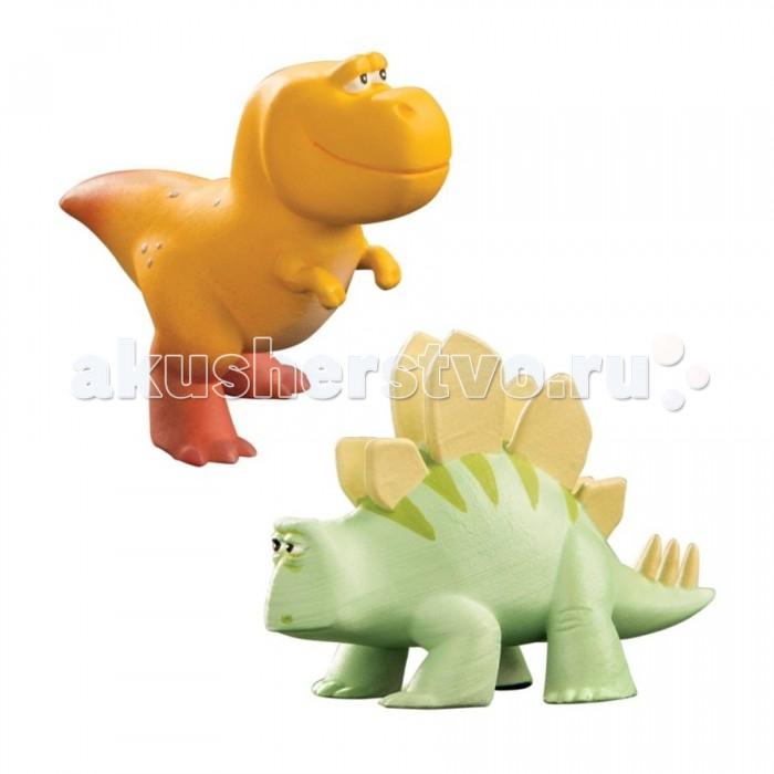 Good Dinosaur Фигурки Нэш и Стегозавр