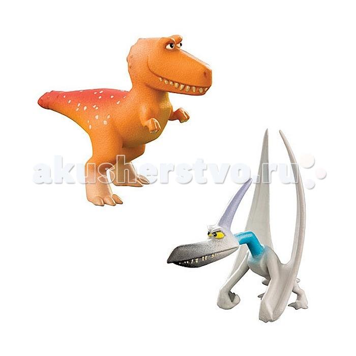 Good Dinosaur Фигурки Рамзи и Птеродактиль