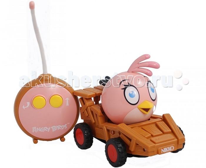 Nikko Машинка р/у Angry Birds Girl Bird