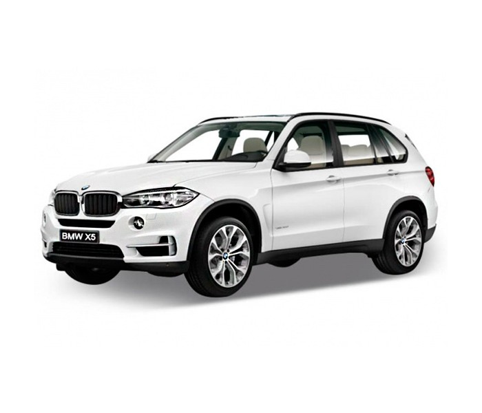 Welly Модель машины 1:34-39 BMW X5Модель машины 1:34-39 BMW X5Welly 43691 Велли Модель машины 1:34-39 BMW X5  Модель машины BMW X5 от Welly выполнена в точном соответствии с оригиналом. Все модели машинок Велли очень точные, потому что создаются по лицензии автопроизводителя. У машинки открывается капот и двери.  Эта модель машины создана на основе реальной модели БМВ X5, выпуск которой начался в 2013 году. Это вместительный, среднеразмерный кроссовер, способный преодолеть самые разные препятствия на дороге. Модель Welly выполнена в белом цвете, салон детализирован. Масштаб - 1:34-39.<br>