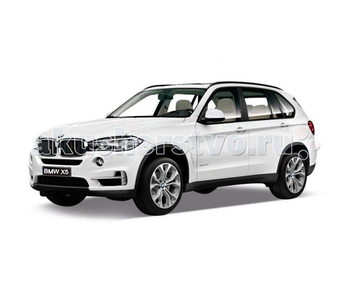 Welly Модель 1:24 машины BMW X5Модель 1:24 машины BMW X5Welly 24052 Велли Модель машины 1:24 BMW X5  Модель машины BMW X5 от Welly выполнена в точном соответствии с оригиналом. Все модели машинок Велли очень точные, потому что создаются по лицензии автопроизводителя. У машинки открывается капот и двери.  Эта модель машины создана на основе реальной модели БМВ X5, выпуск которой начался в 2013 году. Это вместительный, среднеразмерный кроссовер, способный преодолеть самые разные препятствия на дороге. Модель Welly выполнена в белом цвете, салон детализирован. Масштаб - 1:24.<br>