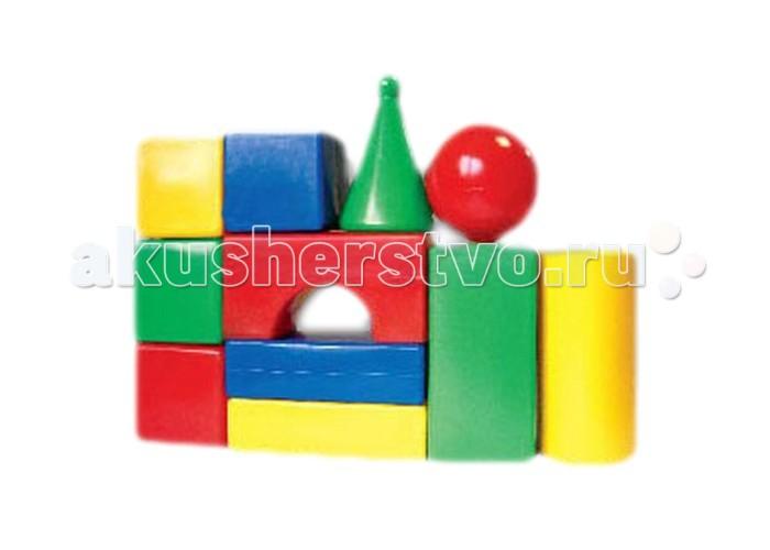 Развивающая игрушка Строим вместе Строительный набор Стена 11Строительный набор Стена 11Конструктор Строим вместе Строительный набор Стена 11. Замечательный набор геометрических фигур для архитектурного конструирования. С таким конструктором можно построить различные фигурки и предметы: башни, домики, замки.   Содержит 11 строительных элементов, с помощью которых Ваш ребёнок сможет построить более сложные фигуры.  Подходит для индивидуальных и совместных игр. Развивает цветовосприятие и созидательность, прививает способность логически мыслить, учит усидчивости и желанию довести начатое дело до конца.   Построив из нашего набора дом, замок или крепость, его можно комбинировать с другими, более мелкими игрушками. В любом случае, необходимо помочь ребёнку и построить хотя бы одну фигуру совместными усилиями. Это нужно для того, чтобы дать направление его размышлениям о возможных вариантах строительства.<br>