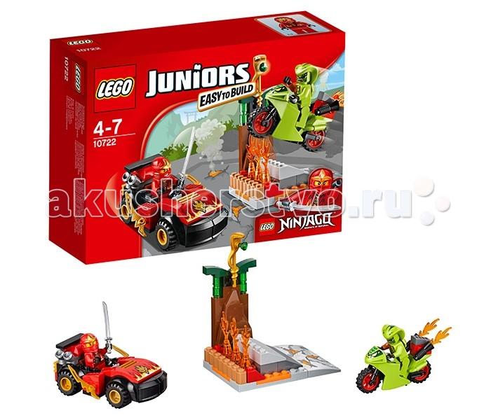 Конструктор Lego Juniors 10722 Лего Джуниорс Схватка со змеями