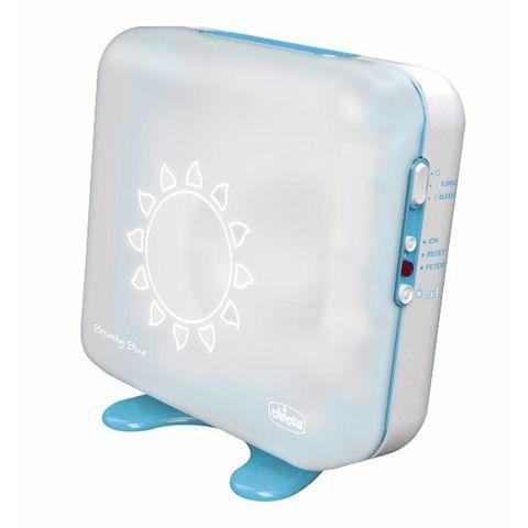 Увлажнители и очистители воздуха Chicco Очиститель воздуха с ионизацией Breathy Blue