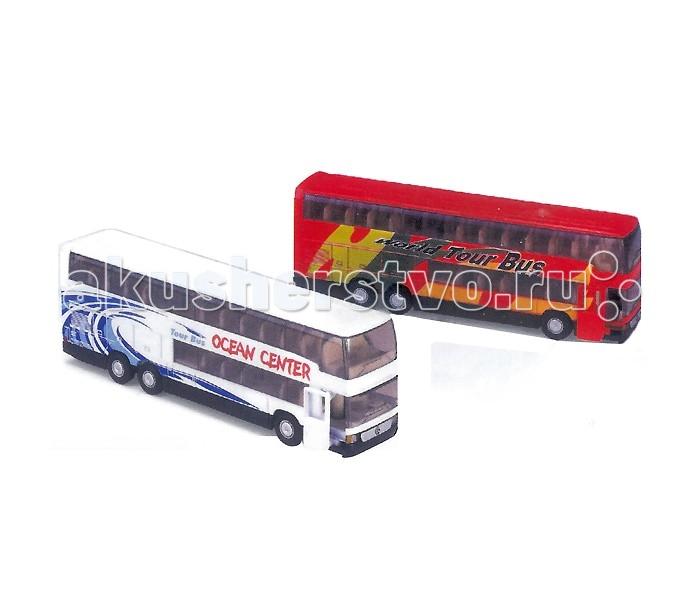 Welly Модель автобуса Mercedes-BenzМодель автобуса Mercedes-BenzWelly 52190 Велли Модель автобуса Mercedes-Benz  Функции:  открывается передняя дверь инерционный механизм.<br>