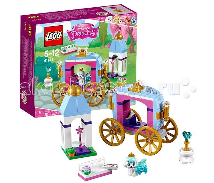 Конструктор Lego Disney Princesses 41141 Лего Принцессы Дисней Королевские питомцы: Тыковка