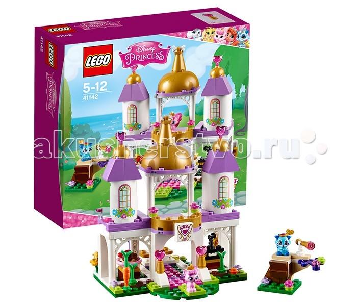 Конструктор Lego Disney Princesses 41142 Лего Принцессы Дисней Королевские питомцы: Замок